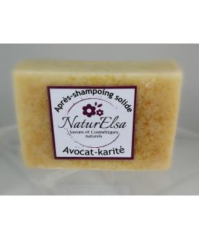 Après shampoing Avocat-Karité