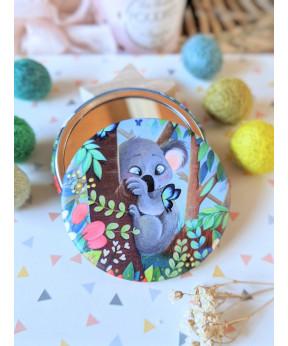 Miroir de poche « Koala »