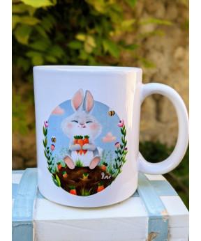 Mug «Lapin»