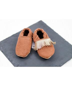Chaussons souples pour bébé...