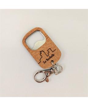 Porte clés en bois...
