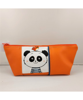 Trousse à crayons panda